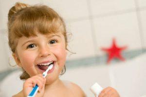 מברשת שיניים לילד