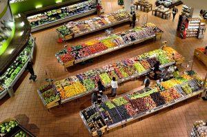מעצב חנויות מזון